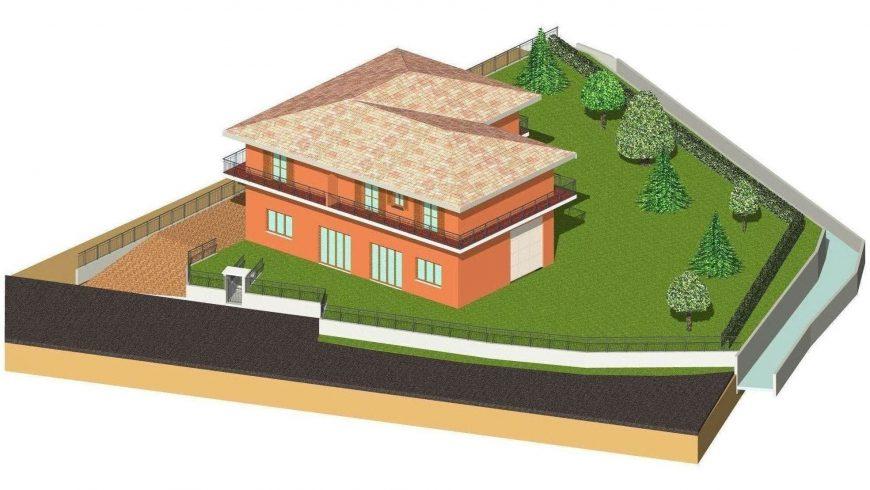 Vendesi Capannone Industriale di Nuova Costruzione – Borgo Ticino (NO) – Rif.40001