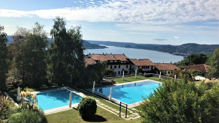 Vendesi Villa Esclusiva con Splendida Vista Lago! – Lesa (NO) – Rif.10064