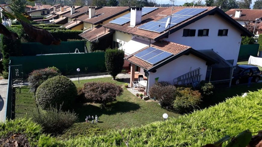 Vendesi Villa di Testa – Borgo Ticino (Località Campagnola) (NO) – Rif.10031