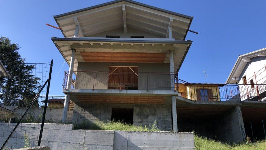 Vendesi Ville Singole – Borgo Ticino (NO) – Rif.10028