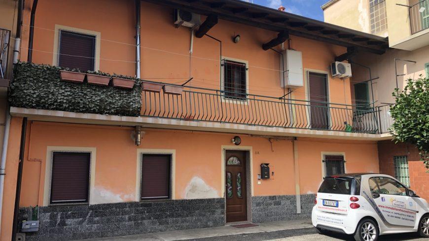 Vendesi Porzione di Casa – Borgo Ticino (NO) – Rif.20062