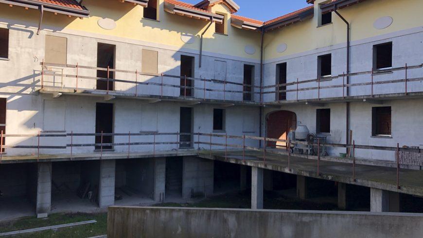 Vendesi Intero Condominio, Nuova Costruzione – Lonate Pozzolo (VA) – Rif.10003