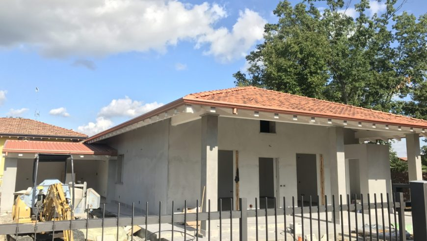 Vendesi Villa Singola – Vaprio d'Agogna (NO) – Rif.10021
