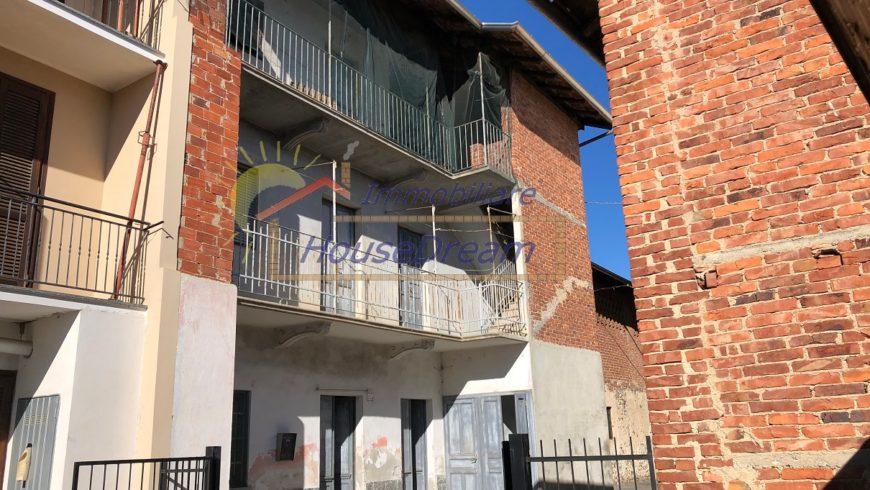 Vendesi Porzione di Casa – Fontaneto d'Agogna (NO) – Rif.20004