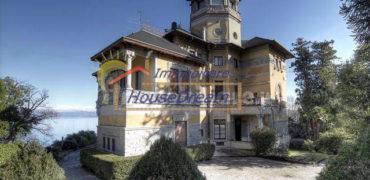 Affittasi Appartamento P.T. in Villa Liberty – Stresa (VB) – Rif.S13